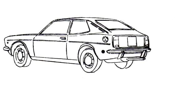 JesCarClassic: FIAT 128 SPORT COUPE 1971-