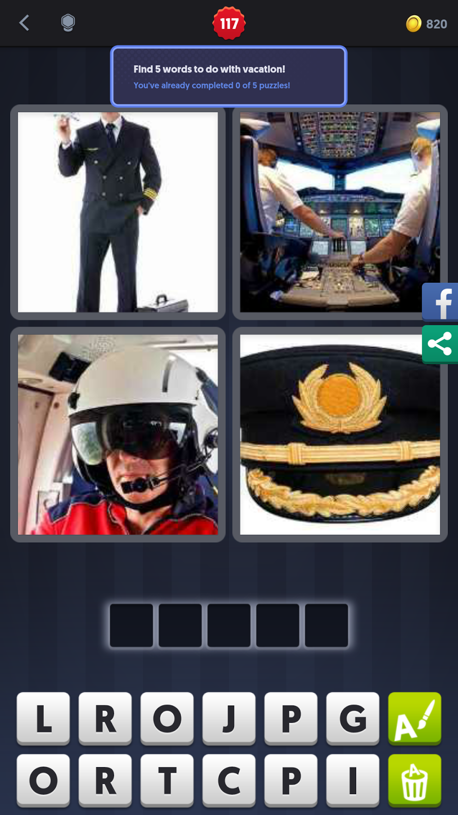 4 Pics 1 Word Answers and Cheats for Every Level