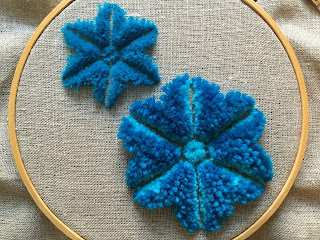 Plushwork Embroidery - Amish Stumpwork