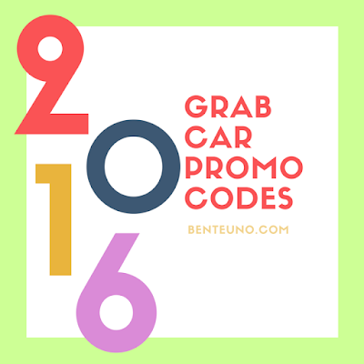 GrabCar Promocodes for 2016