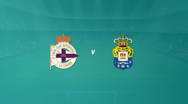 Deportivo La Coruna vs Las Palmas Full Match And Highlights