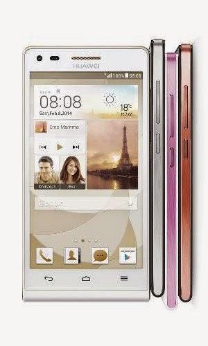 Harga Huawei Ascend P7 Daftar Harga HP Huawei Android Terbaru 2014
