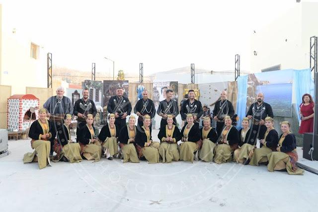 Την παράδοση του Πόντου παρουσίασε στην Κάλυμνο η Καλλιτεχνική Στέγη Ποντίων Βορείου Ελλάδος
