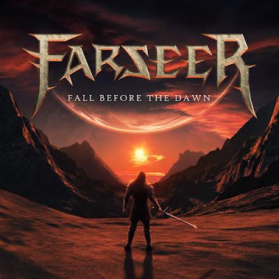 """Ακούστε τον δίσκο των Farseer """"Fall Before the Dawn"""""""