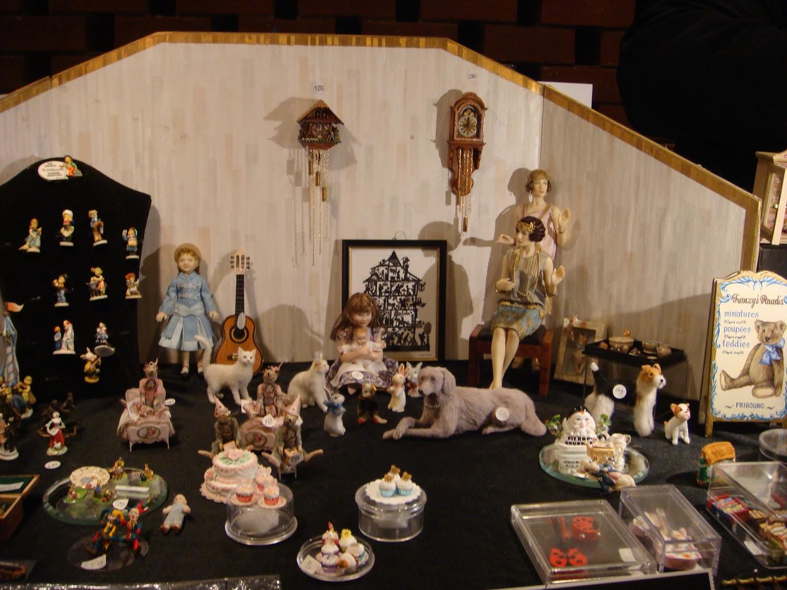 Janne fra landet: london Dollhouse Festival