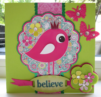Spotlight creation bij 365Cards
