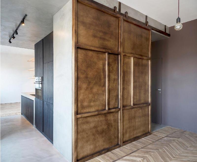 Casa con vista - progetto StudioDoppio
