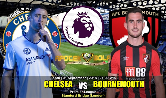 Prediksi Chelsea Vs AFC Bournemouth 1 September 2018