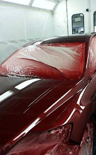 taller pintura coche mostoles, taller pintura y desabolladura mostoles