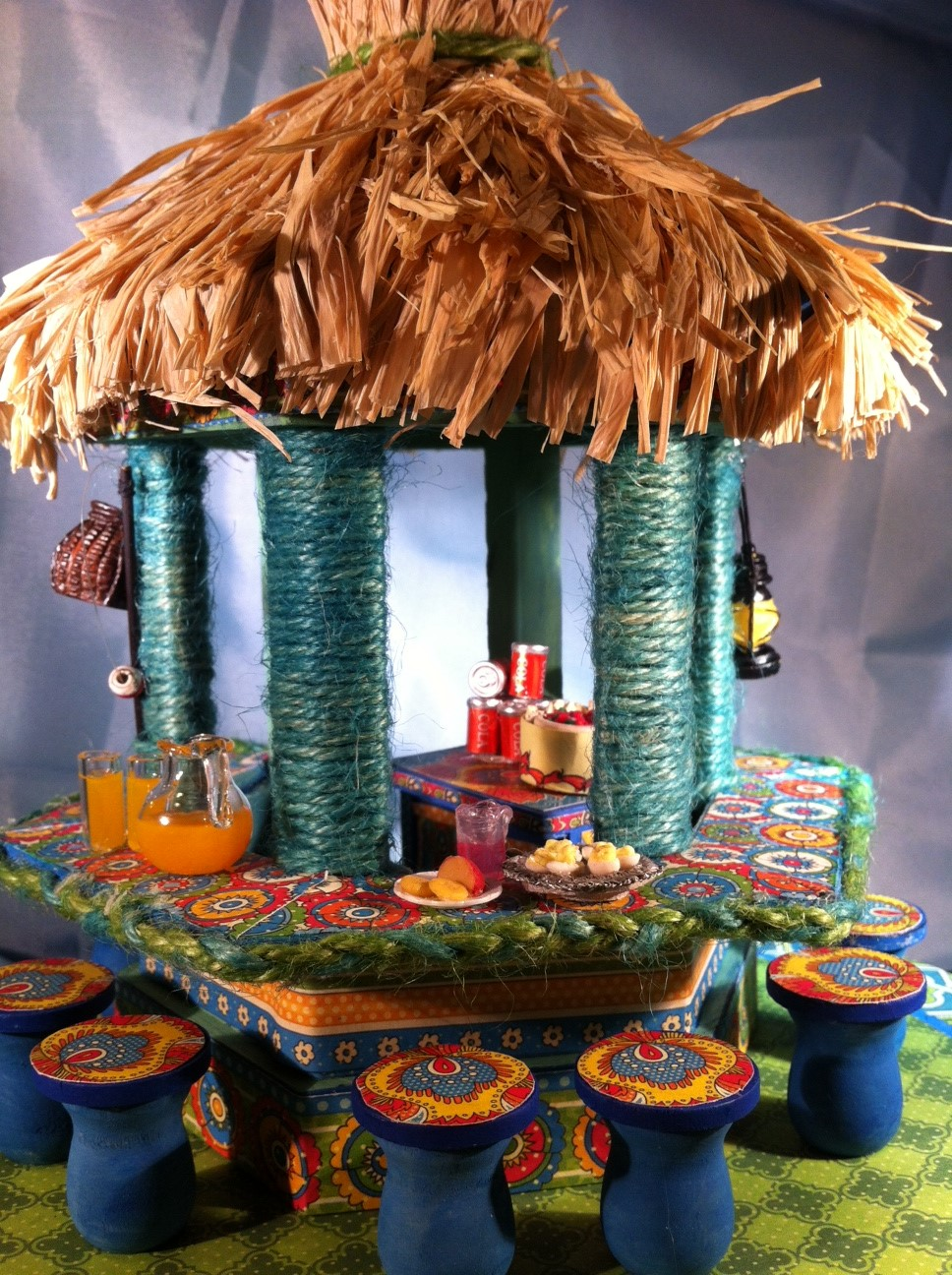 M C S Friendship Corner It S Time For A Tiki Hut