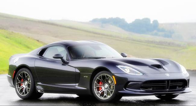 2017 Dodge Viper Hellcat Price