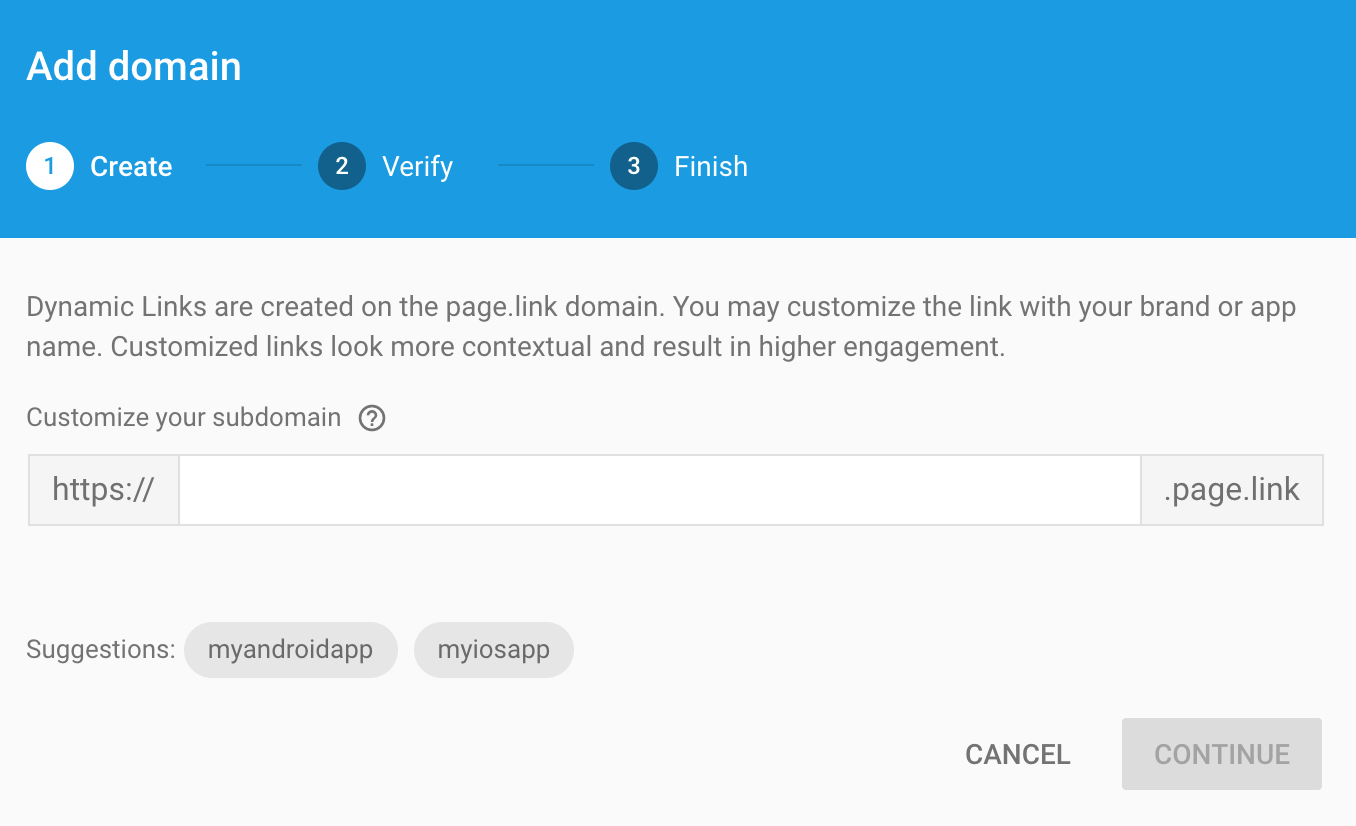 The Firebase Blog: 3 Ways to Customize your Firebase Dynamic