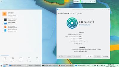 Seis cosas interesantes en KDE Plasma 5.10