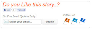 "Memasang widget ""Do You Like This Story"" di bawah postingan Blog Terbaru"