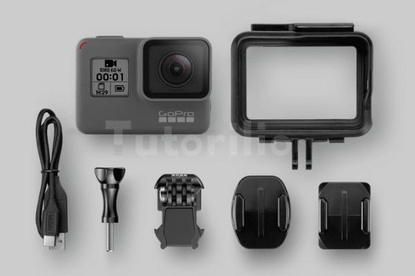 Produk kamera aksi GoPro Hero dibandrol harga 2,6 juta