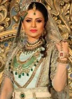 Biodata Parvati Sehgal sebagai Salima