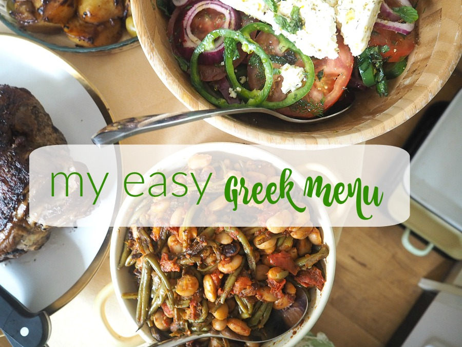 mamasVIB | V. I. BUYS: My love affair with Greece and my go-to Greek lunch {Staycation Style #5}