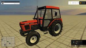 Zetor 5320 tractor