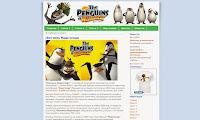 Пингвины Мадагаскара - фан-сайт мультсериала