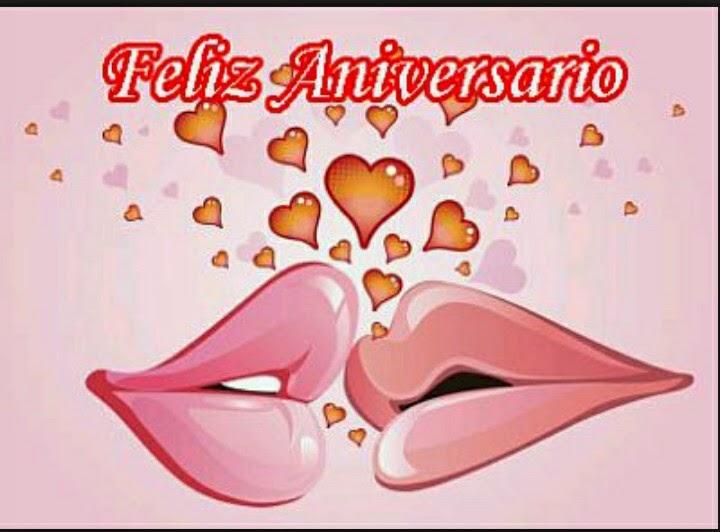 Aniversario De Frases De Amor: Lindas Imagenes Y Postales De Aniversario Para Dedicar