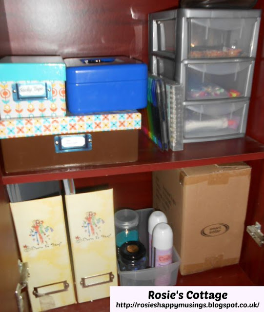 stationery cupboard interior
