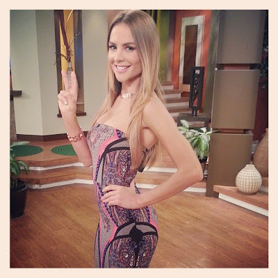 Fotos Ximena Córdoba vestido