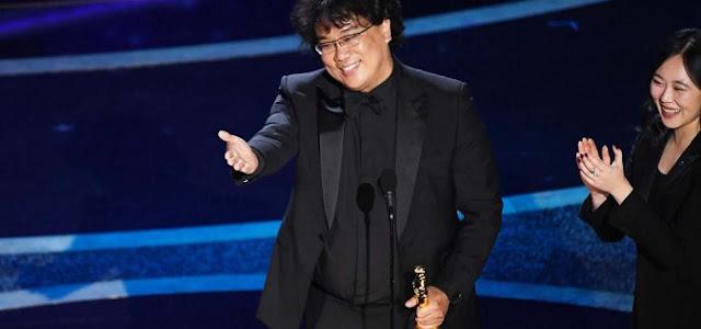 Oscar: Bong Joon-ho leva como Melhor Diretor por Parasita