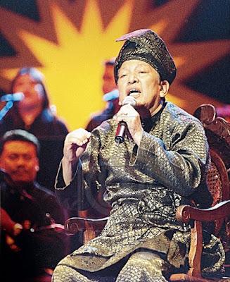 Penyanyi Lagenda Tan Sri SM Salim