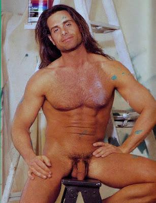 famous male athletes naked