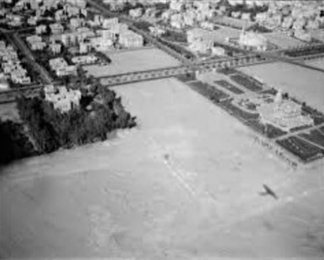 مصر الجديدة من الجو 1936 Heliopolis