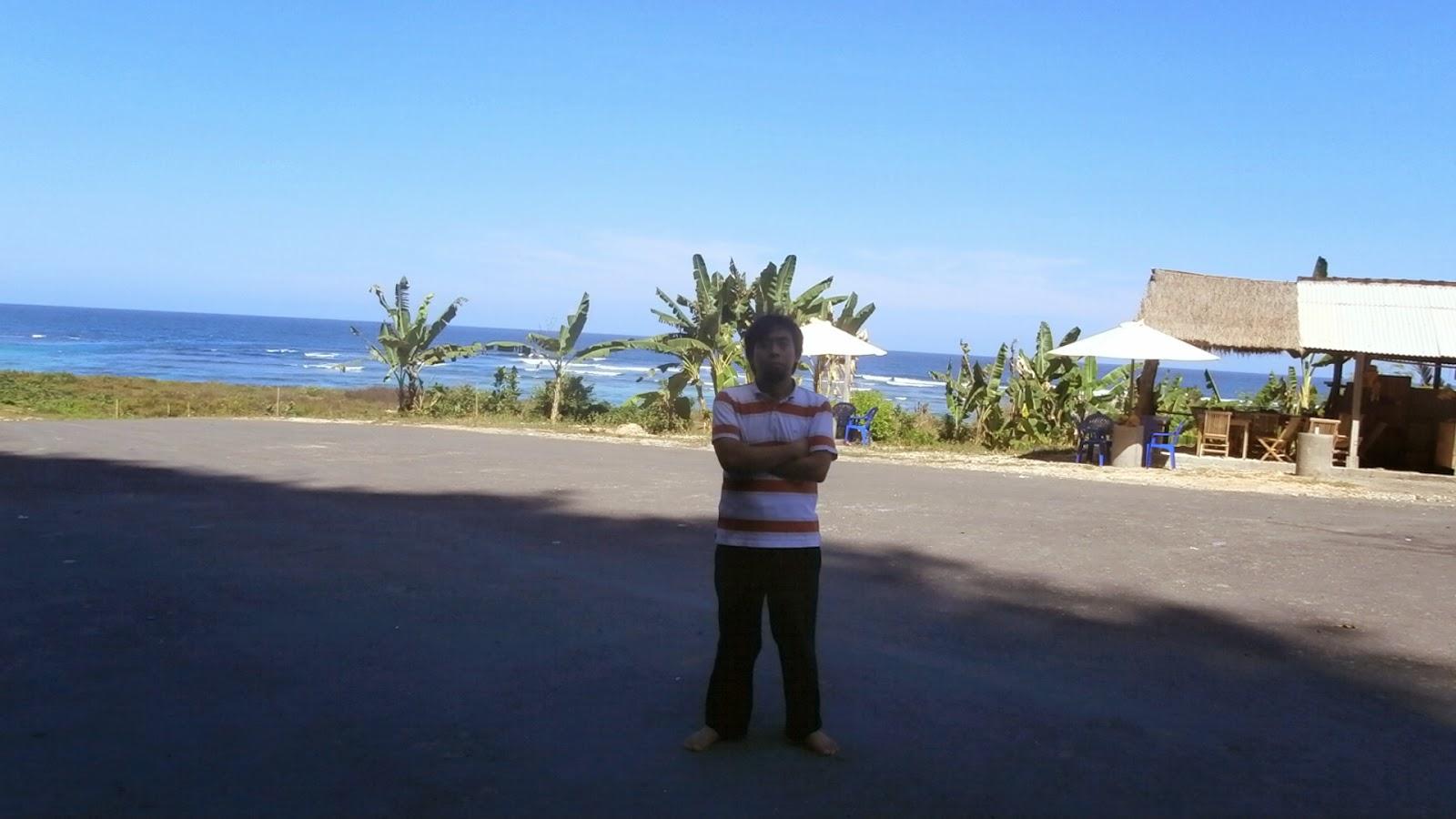 Menikmati Indahnya Pantai Pandawa, Bali (5)