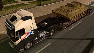 Military cargo pack 1.5