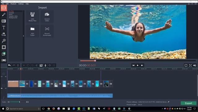 Movavi Video Editor Plus 15.0.1
