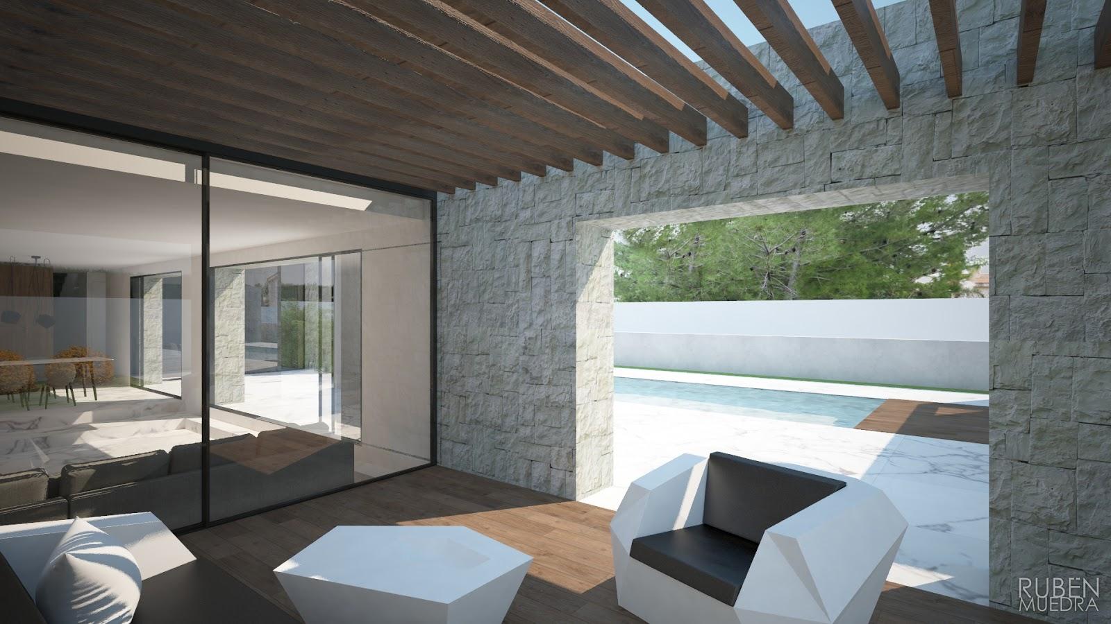 Arquitectos valencia ruben muedra estudio de - Estudios de arquitectura coruna ...