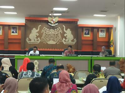Pemprov Gelar Technical Meeting Pelaksanaan Lampung Fair 2018