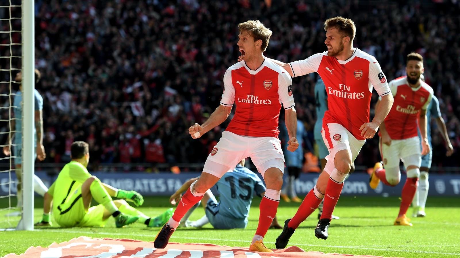 Arsenal Melangkahkan Kaki Ke Final Dan Akan Bertemu The Blues