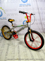 20 Inch Pacific Cool Tech 1.0 BMX Bike