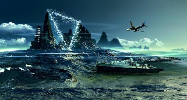 Misteri Segitiga Bermuda dan teori disekelilingnya