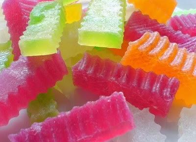 Resep Permen Jelly Roll