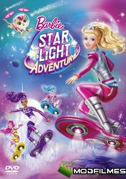 Capa do Filme Barbie: Aventura nas Estrelas