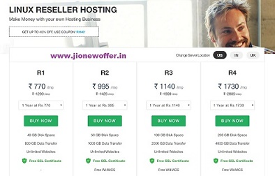 Best Cheap Reseller Hosting Service Provider in India