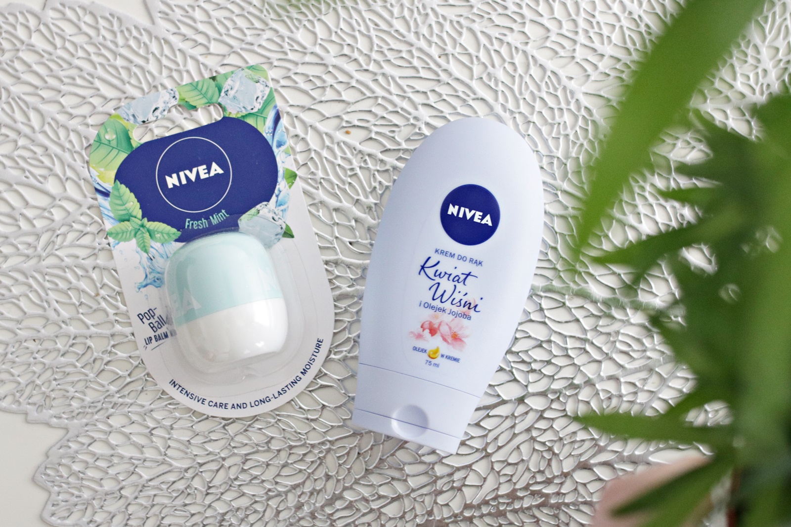 Nivea - krem do rąk