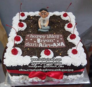 birthday cake 17 tahun