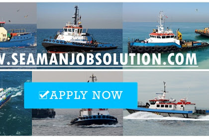 Urgent needs of deck officers, engine officer, ratings in Dubai