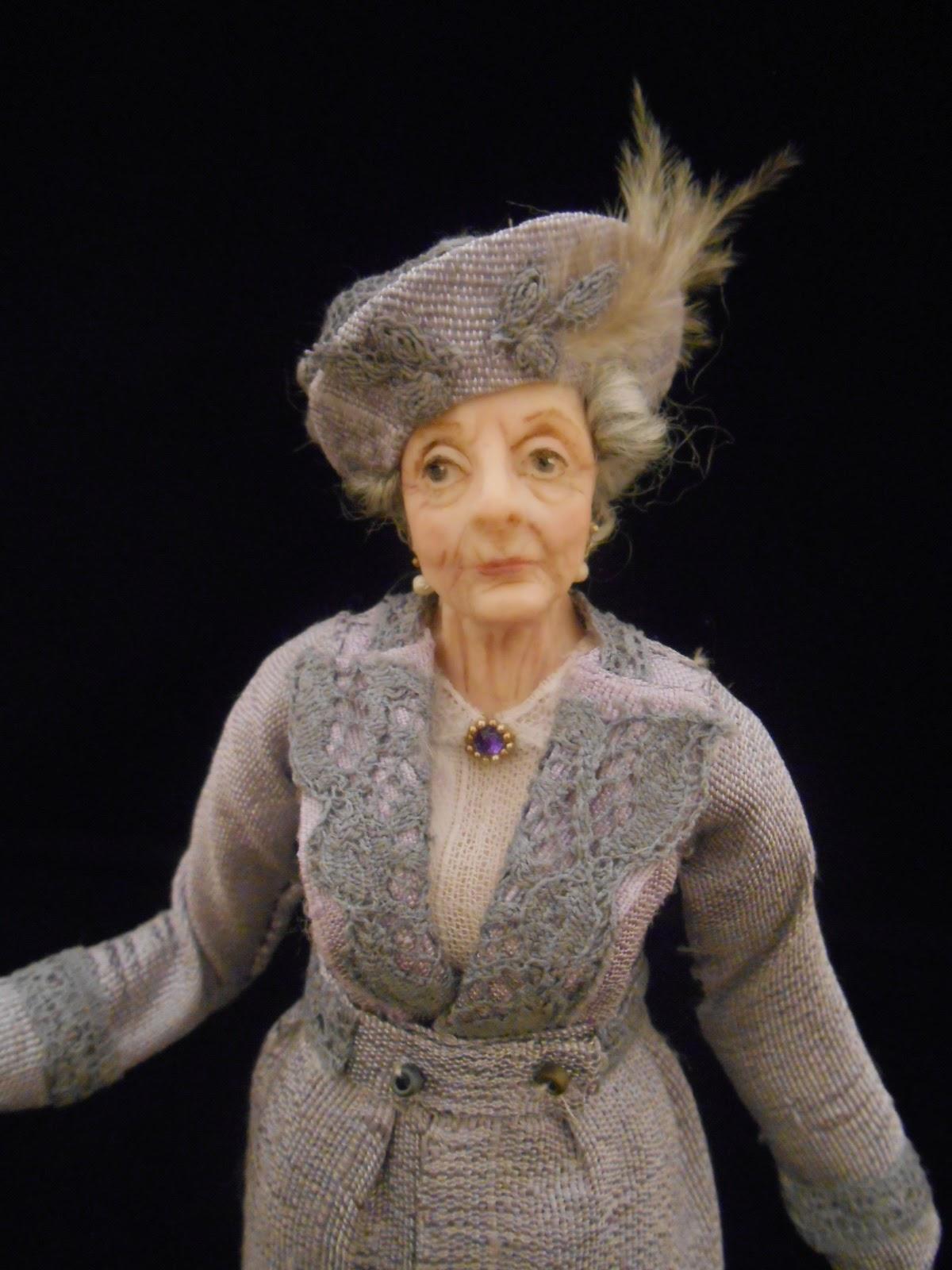 Julie Campbell Doll Artist Portrait Dolls
