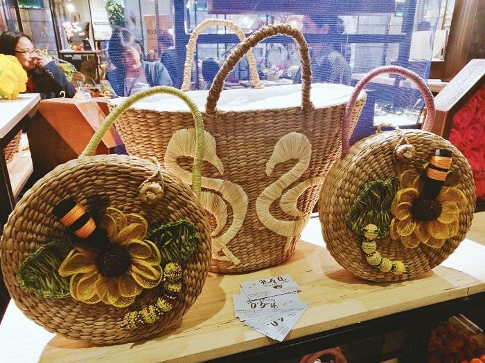 basket weave making, basket weave