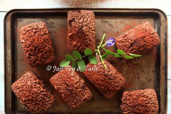 Resep Gluten-Free Chocolate Cake JTT
