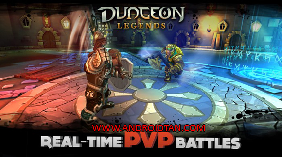 Update Terbaru Dungeon Legends Mod Apk
