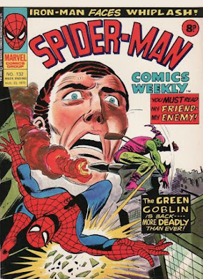 Spider-Man Comics Weekly #132, the Green Goblin