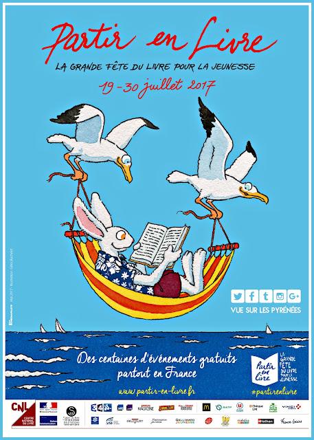 Partir en livre Hautes-Pyrénées 2017